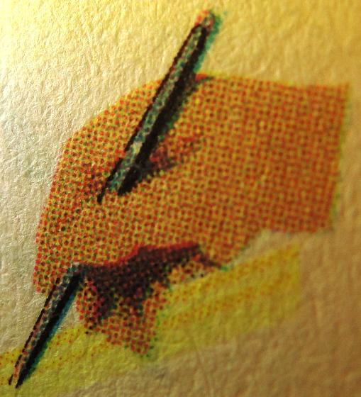 A Writing Hand